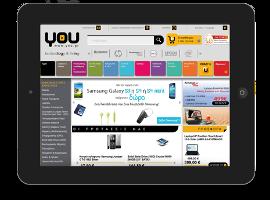 you.gr eCommerce replatforming